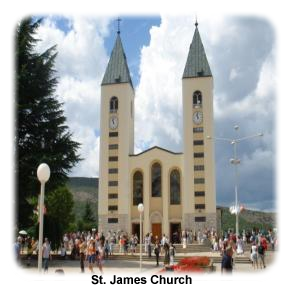 medjugorje church